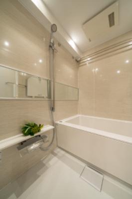 【浴室】シャルマンコーポ押上
