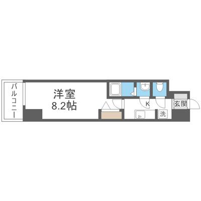 【セキュリティ】スプランディッド難波WEST