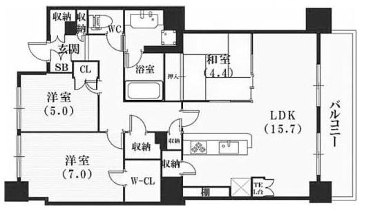 ワコーレ神戸灘タワー(灘区灘北通)