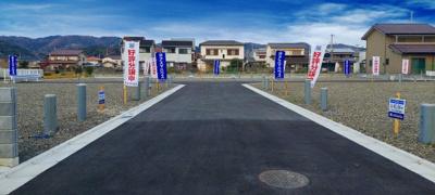 木本小学校西分譲地