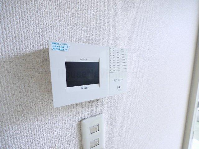 【セキュリティ】ヒルズ・フジサワA