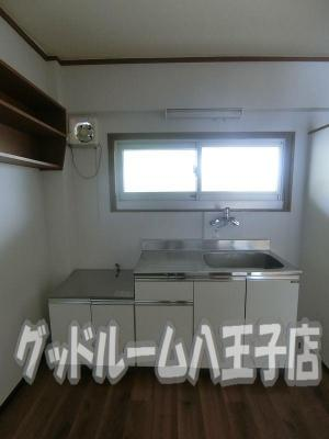 【キッチン】イテルマンション