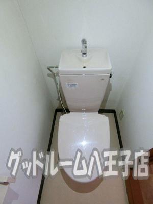 【トイレ】イテルマンション