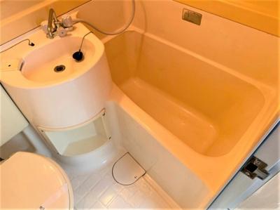 【浴室】ハイツ吉祥
