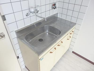 【キッチン】パシフィック林寺