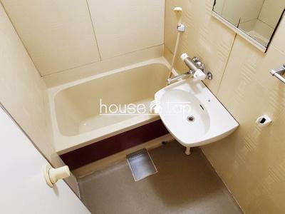 【浴室】カーサ甲子園