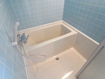 【浴室】モンラヴィ新神戸