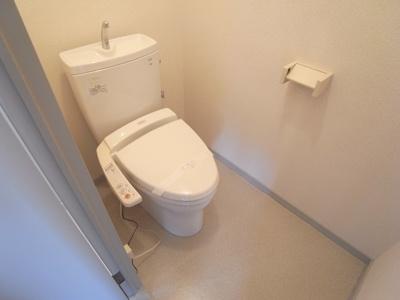【トイレ】モンラヴィ新神戸