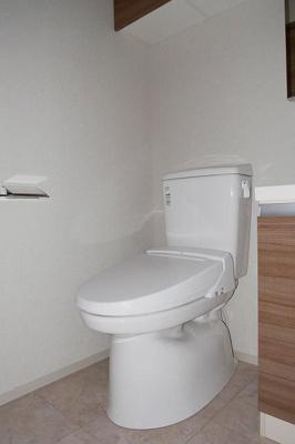 【トイレ】J・ワザック両国