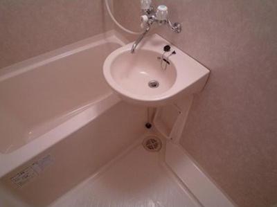 【浴室】ドルチェ銀座東壱番館