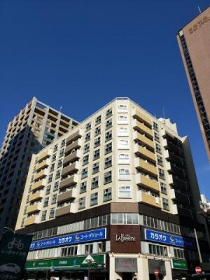 【外観】横浜·山下町分譲共同ビル