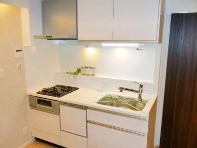 【キッチン】横浜·山下町分譲共同ビル