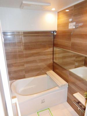 【浴室】横浜·山下町分譲共同ビル