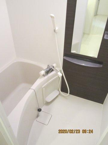 【浴室】piccola casa