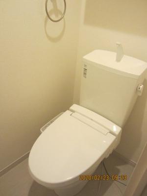 【トイレ】piccola casa