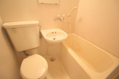 【浴室】メゾンアベニュー