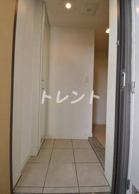 【玄関】フォレシティ六本木