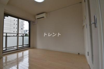 【寝室】フォレシティ六本木