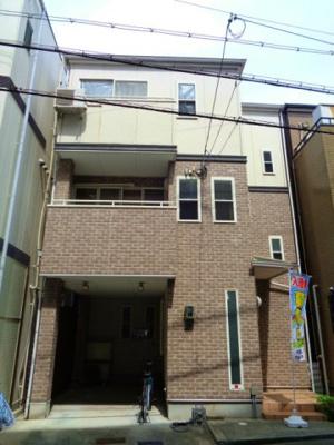 【外観】西今川3戸建て