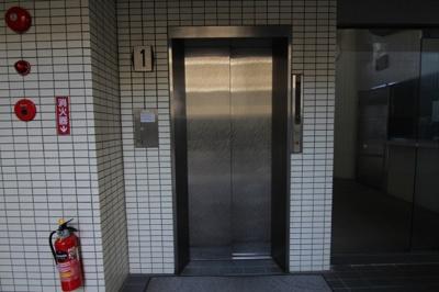 【その他共用部分】ライオンズプラザ元住吉