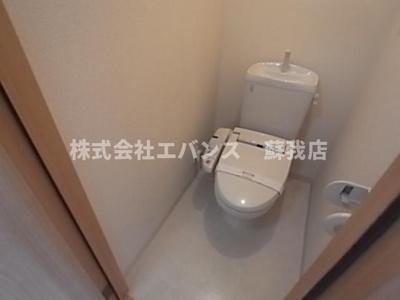 【トイレ】モナリエ港
