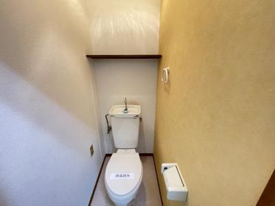 【トイレ】クオリティーハイツⅡ