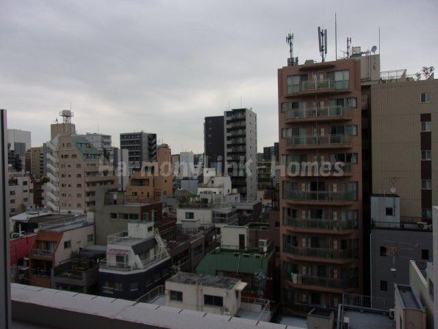 GENOVIA浅草橋Ⅱ skygardenの眺望☆