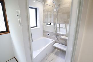 船橋市西習志野 中古一戸建て 北習志野駅 浴室乾燥機付きです!