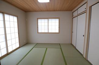 船橋市西習志野 中古一戸建て 北習志野駅 日当たりもよい和室なので客間に最適です!
