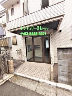 【エントランス】アップルハイツII号棟-2F