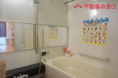 【浴室】リベール西神戸クイーンズ