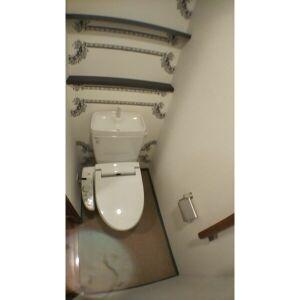【トイレ】マスターズレジデンス上町台