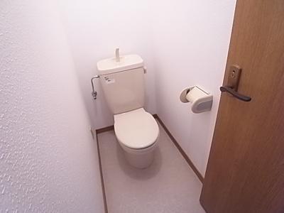 【トイレ】五色山関西マンション