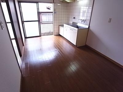 【居間・リビング】五色山関西マンション