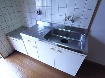 【キッチン】五色山関西マンション