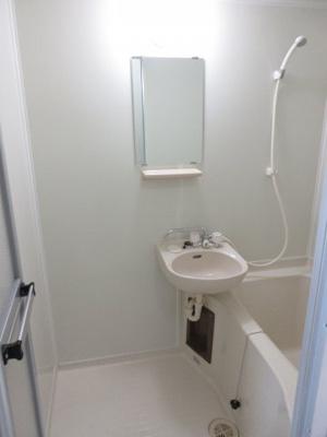 【浴室】田園ハウス