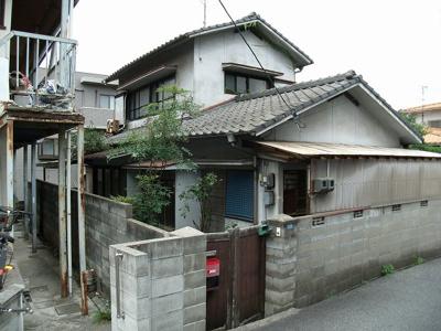 【外観】三門東町土地