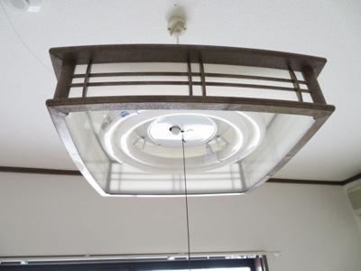 和室の照明器具