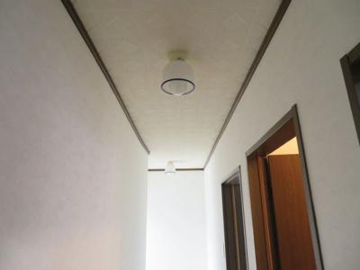 廊下の照明器具