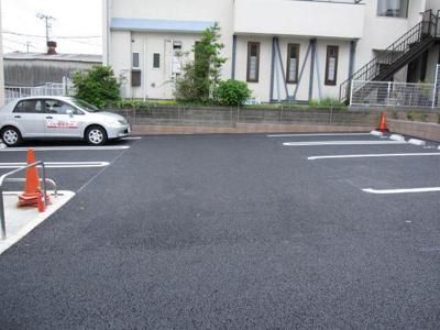 【駐車場】オータスヒルズ
