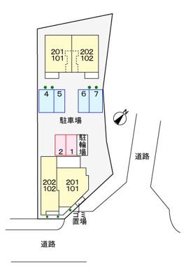【区画図】オータスヒルズ