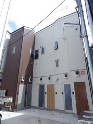 【外観】サークルハウス上野壱番館