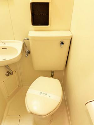 【トイレ】スカイピア高円寺