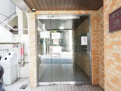【エントランス】パレ・ドール渋谷