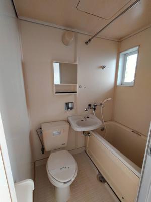 【浴室】渋谷本町二丁目アパート