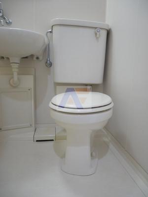 【トイレ】ラ・イスラベルデ