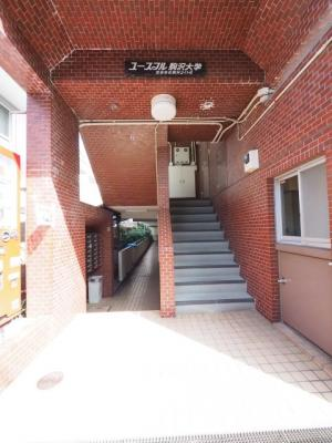 【エントランス】ユースフル駒沢大学