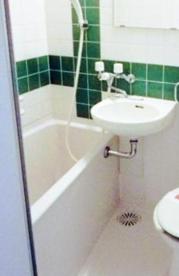 【浴室】トップ中野第四