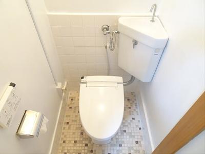 【トイレ】グリーンハウス明大前