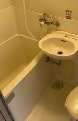 【浴室】サンバレー坂上